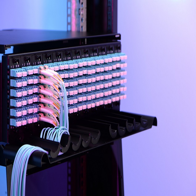 patch panel hpirack