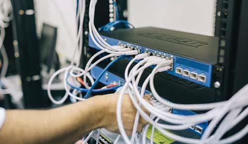 خدمات نگهداری شبکه